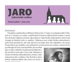 JARO-unor-2016