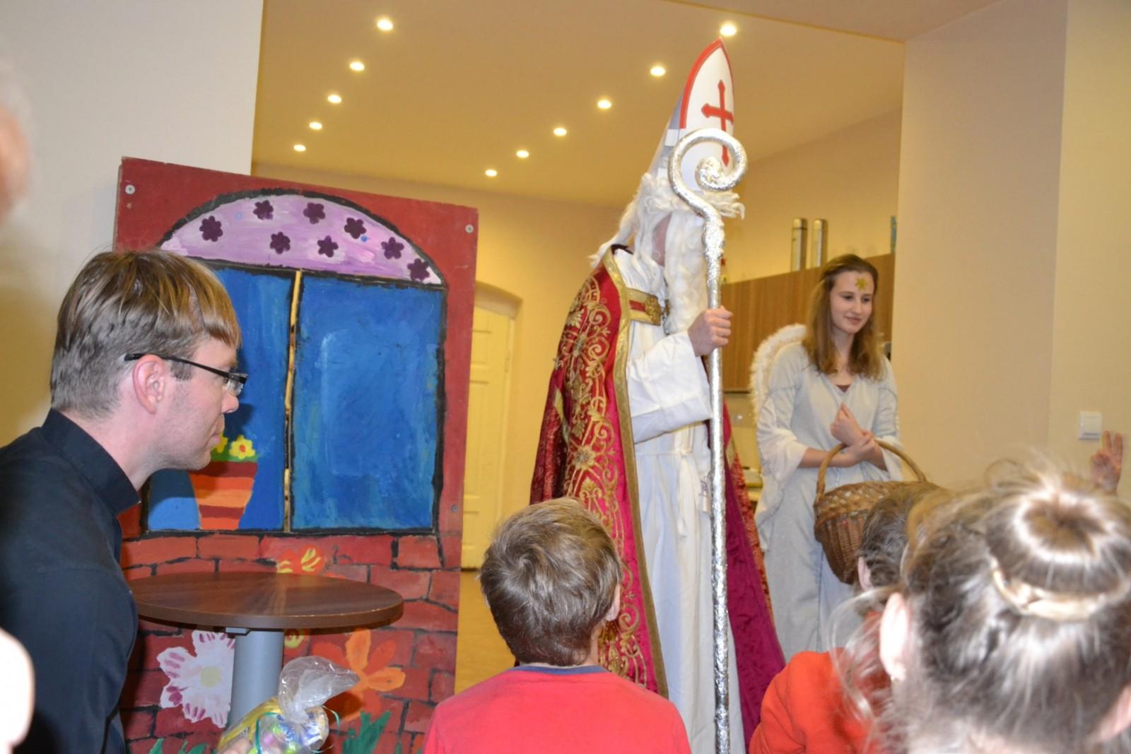 ea93d75ab Setkání s Mikulášem   Římskokatolická farnost Opava–Jaktař